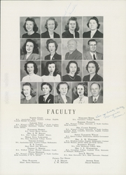 Page 11, 1947 Edition, Cannon High School - Cannon Report Yearbook (Kannapolis, NC) online yearbook collection