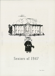 Page 13, 1947 Edition, Cannon High School - Cannon Report Yearbook (Kannapolis, NC) online yearbook collection