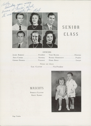 Page 14, 1947 Edition, Cannon High School - Cannon Report Yearbook (Kannapolis, NC) online yearbook collection