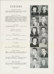 Page 15, 1947 Edition, Cannon High School - Cannon Report Yearbook (Kannapolis, NC) online yearbook collection