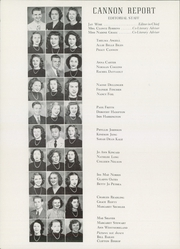 Page 8, 1947 Edition, Cannon High School - Cannon Report Yearbook (Kannapolis, NC) online yearbook collection