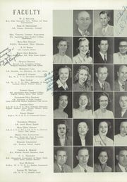 Page 10, 1949 Edition, Cannon High School - Cannon Report Yearbook (Kannapolis, NC) online yearbook collection