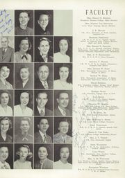 Page 11, 1949 Edition, Cannon High School - Cannon Report Yearbook (Kannapolis, NC) online yearbook collection