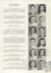 Page 15, 1949 Edition, Cannon High School - Cannon Report Yearbook (Kannapolis, NC) online yearbook collection