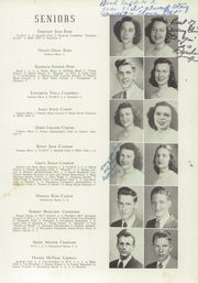 Page 17, 1949 Edition, Cannon High School - Cannon Report Yearbook (Kannapolis, NC) online yearbook collection