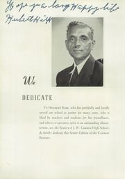 Page 6, 1949 Edition, Cannon High School - Cannon Report Yearbook (Kannapolis, NC) online yearbook collection