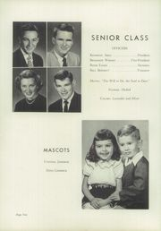 Page 14, 1952 Edition, Cannon High School - Cannon Report Yearbook (Kannapolis, NC) online yearbook collection