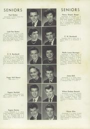 Page 17, 1952 Edition, Cannon High School - Cannon Report Yearbook (Kannapolis, NC) online yearbook collection