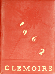 Page 1, 1962 Edition, Clement High School - Clemoirs Yearbook (Autryville, NC) online yearbook collection