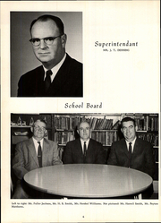 Page 10, 1962 Edition, Clement High School - Clemoirs Yearbook (Autryville, NC) online yearbook collection