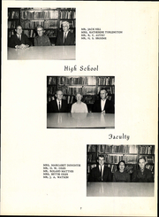 Page 11, 1962 Edition, Clement High School - Clemoirs Yearbook (Autryville, NC) online yearbook collection