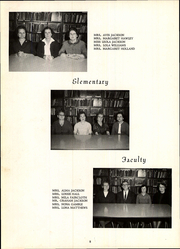 Page 12, 1962 Edition, Clement High School - Clemoirs Yearbook (Autryville, NC) online yearbook collection