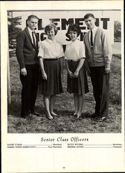 Page 14, 1962 Edition, Clement High School - Clemoirs Yearbook (Autryville, NC) online yearbook collection