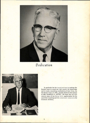 Page 7, 1962 Edition, Clement High School - Clemoirs Yearbook (Autryville, NC) online yearbook collection