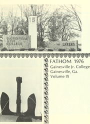 Page 5, 1976 Edition, Gainesville State College - Fathom Yearbook (Gainesvbille, GA) online yearbook collection