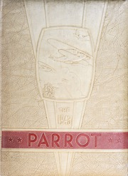 1943 Edition, China Grove High School - Parrot Yearbook (China Grove, NC)