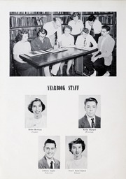 Page 10, 1951 Edition, China Grove High School - Parrot Yearbook (China Grove, NC) online yearbook collection