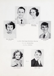 Page 11, 1951 Edition, China Grove High School - Parrot Yearbook (China Grove, NC) online yearbook collection