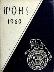 Page 1, 1960 Edition, Mount Olive High School - Mohi Yearbook (Mount Olive, NC) online yearbook collection