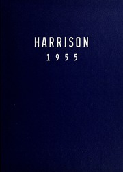 1955 Edition, Harrison High School - Bulldog Yearbook (Selma, NC)
