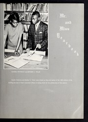 Page 9, 1966 Edition, Harrison High School - Bulldog Yearbook (Selma, NC) online yearbook collection