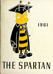 1961 Edition, Sparta High School - Spartan Yearbook (Sparta, NC)