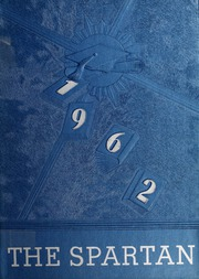 1962 Edition, Sparta High School - Spartan Yearbook (Sparta, NC)
