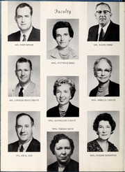 Page 10, 1962 Edition, Sparta High School - Spartan Yearbook (Sparta, NC) online yearbook collection