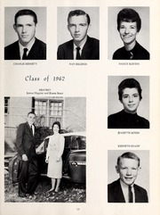 Page 17, 1962 Edition, Sparta High School - Spartan Yearbook (Sparta, NC) online yearbook collection