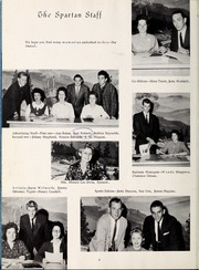 Page 8, 1962 Edition, Sparta High School - Spartan Yearbook (Sparta, NC) online yearbook collection