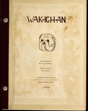 Page 3, 1948 Edition, Wakelon High School - Wak Igh An Yearbook (Zebulon, NC) online yearbook collection