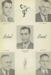 Page 10, 1952 Edition, Wakelon High School - Wak Igh An Yearbook (Zebulon, NC) online yearbook collection