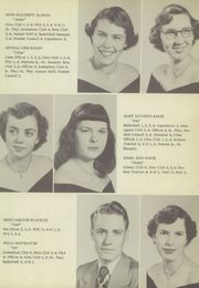 Page 17, 1952 Edition, Wakelon High School - Wak Igh An Yearbook (Zebulon, NC) online yearbook collection