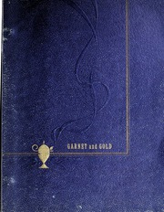 1941 Edition, Rankin High School - Garnet and Gold Yearbook (Greensboro, NC)