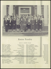 Page 11, 1959 Edition, Rankin High School - Garnet and Gold Yearbook (Greensboro, NC) online yearbook collection
