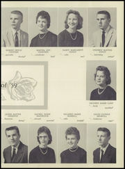 Page 15, 1959 Edition, Rankin High School - Garnet and Gold Yearbook (Greensboro, NC) online yearbook collection