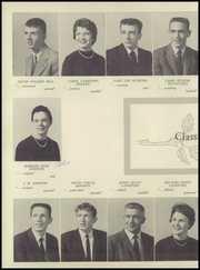 Page 16, 1959 Edition, Rankin High School - Garnet and Gold Yearbook (Greensboro, NC) online yearbook collection