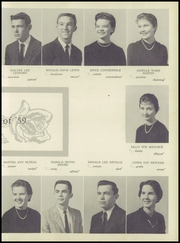 Page 17, 1959 Edition, Rankin High School - Garnet and Gold Yearbook (Greensboro, NC) online yearbook collection