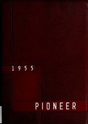 Nebo High School - Pioneer Yearbook (Nebo, NC) online yearbook collection, 1955 Edition, Page 1