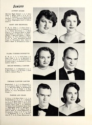 Page 15, 1956 Edition, Nebo High School - Pioneer Yearbook (Nebo, NC) online yearbook collection