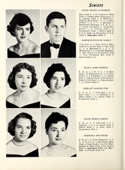 Page 16, 1956 Edition, Nebo High School - Pioneer Yearbook (Nebo, NC) online yearbook collection