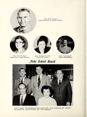 Page 8, 1956 Edition, Nebo High School - Pioneer Yearbook (Nebo, NC) online yearbook collection