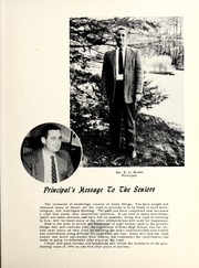 Page 9, 1956 Edition, Nebo High School - Pioneer Yearbook (Nebo, NC) online yearbook collection