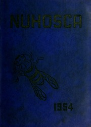 Page 1, 1954 Edition, New Hope High School - Nuhosca Yearbook (Goldsboro, NC) online yearbook collection