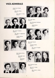 Page 11, 1954 Edition, New Hope High School - Nuhosca Yearbook (Goldsboro, NC) online yearbook collection