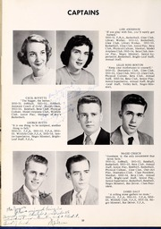 Page 14, 1954 Edition, New Hope High School - Nuhosca Yearbook (Goldsboro, NC) online yearbook collection