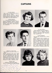 Page 15, 1954 Edition, New Hope High School - Nuhosca Yearbook (Goldsboro, NC) online yearbook collection
