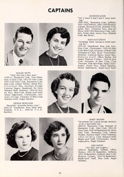 Page 16, 1954 Edition, New Hope High School - Nuhosca Yearbook (Goldsboro, NC) online yearbook collection