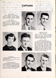 Page 17, 1954 Edition, New Hope High School - Nuhosca Yearbook (Goldsboro, NC) online yearbook collection