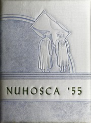 1955 Edition, New Hope High School - Nuhosca Yearbook (Goldsboro, NC)